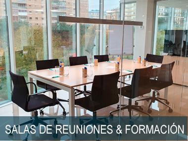 Salas de Formación y Reuniones